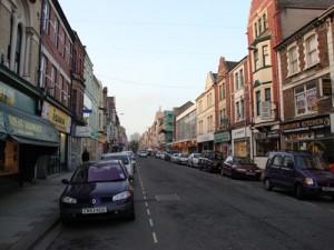 Commercial Street Newport